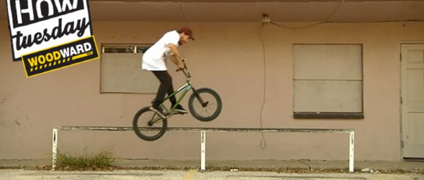 How-Tuesday: Predator Grinds w/ Jake Seeley | RideBMX