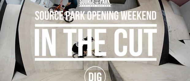 In The Cut – Source Park Opening – Kriss Kyle, Alex Donnachie, Dan Lacey