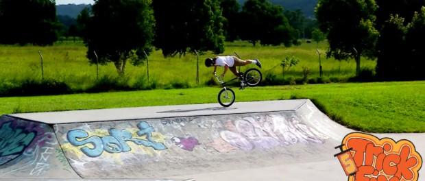 Jason Watts – 5 Trick Fix | RideBMX