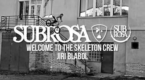 Jiri Blabol – Welcome to the Skeleton Crew