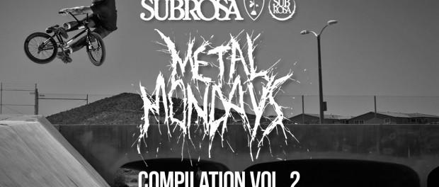 Kyle Hart – Metal Mondays Compilation Vol. 2