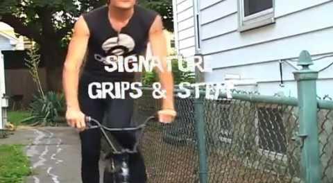 Sean Burns Eclat Grip & Stem commercial 2010