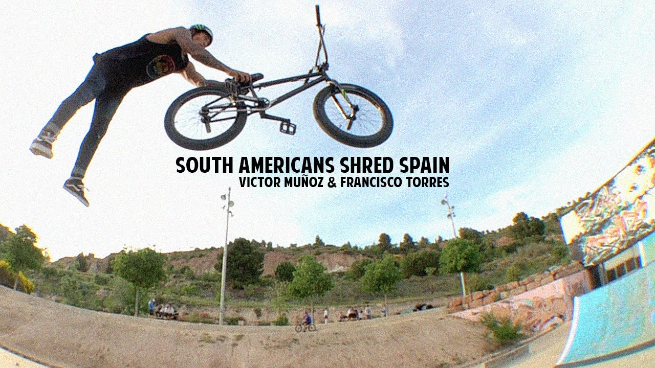 South Americans Shred Spain: Victor Muñoz and Francisco Torres
