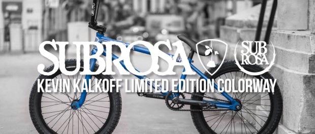 Subrosa – Kevin Kalkoff's Signature Colorway Promo