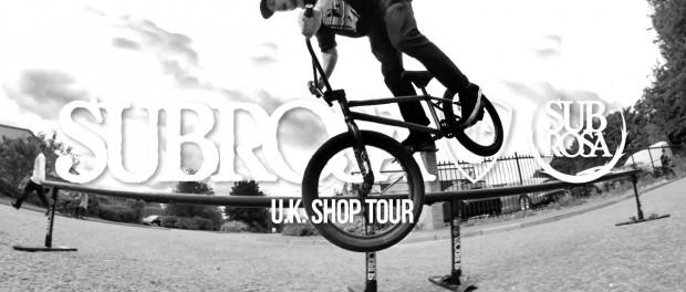 Subrosa – U.K. Shop Tour