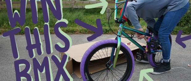 UNBOXING INSANE BMX + GIVEAWAY