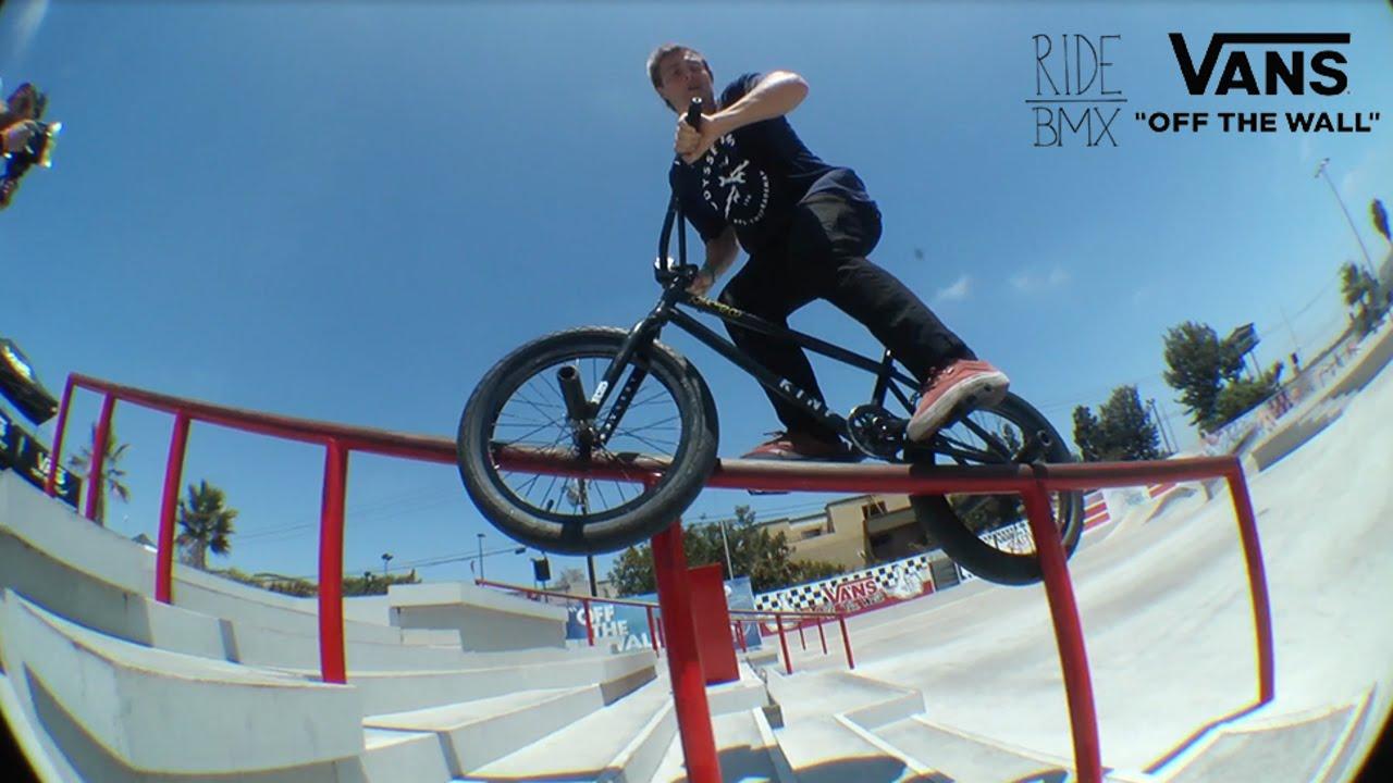 Vans BMX Street Invitational – Day 2 Practice | RideBMX