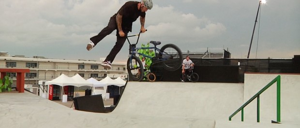 X Games 2016 Street First Practice (Rough Cut)