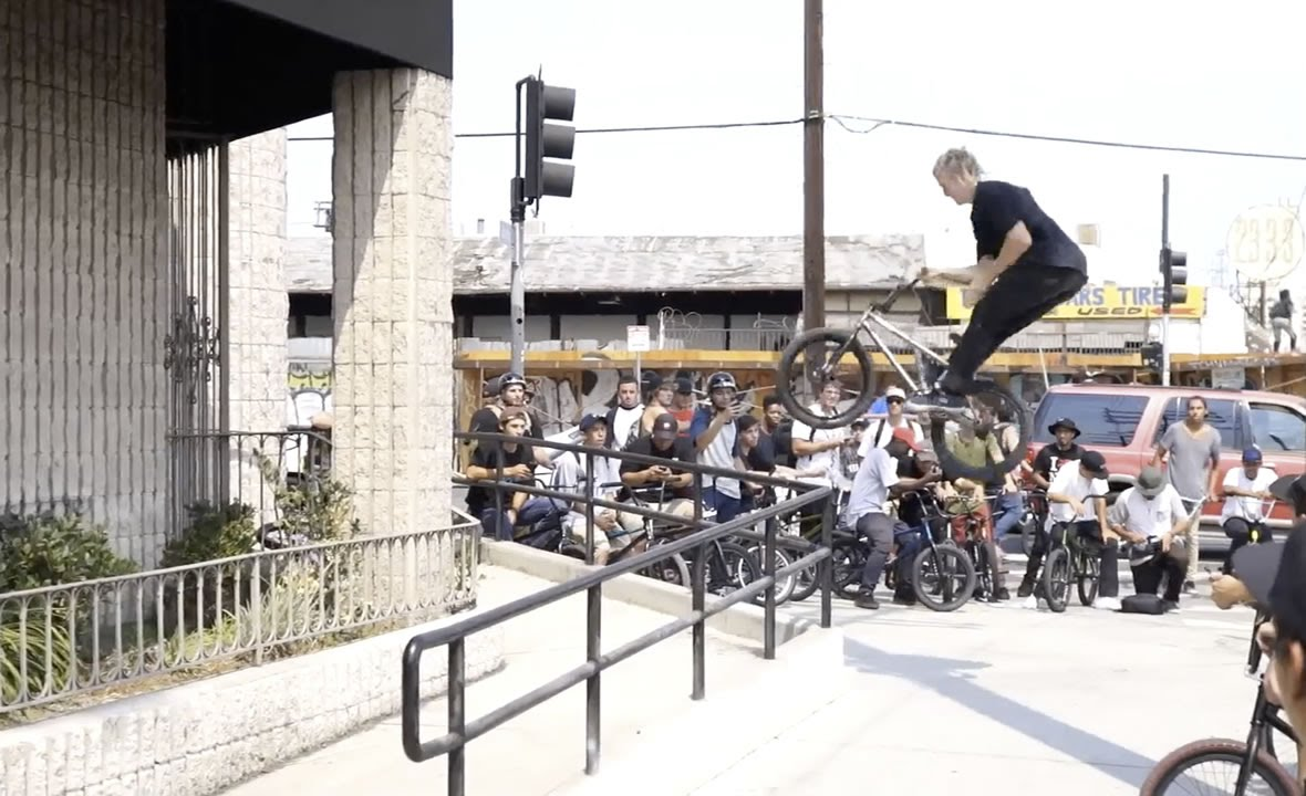 BMX DAY TAKES OVER LOS ANGLES