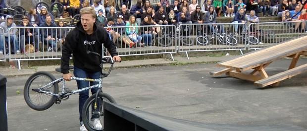 BMX Street / BMX Cologne 2016 / Raw Webisode Day 1