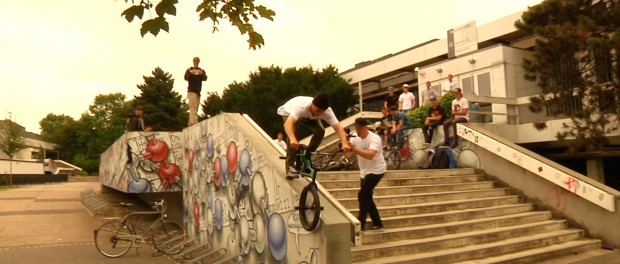 BMX STREET / Bruno Hoffmann RAW Clips / #SUMMERGAMES 2016