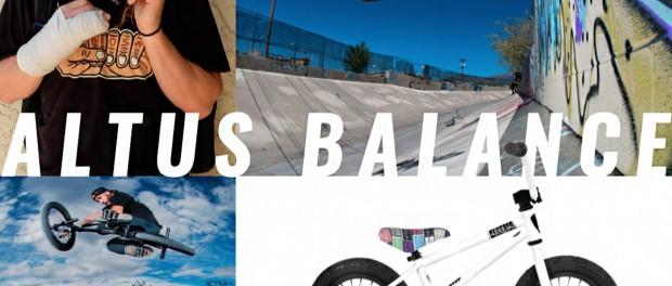 BMX – Subrosa Brand – 2017 Altus Balance