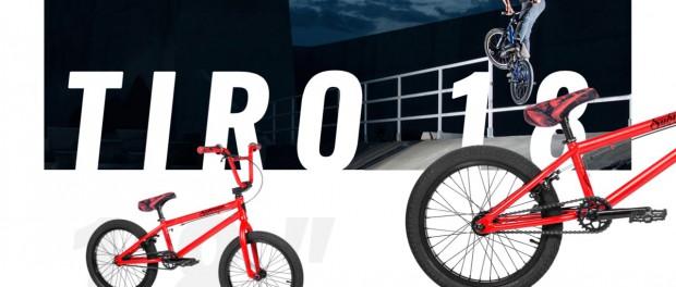 BMX –  Subrosa Brand – 2017 Tiro 18