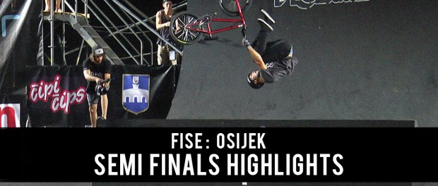 FISE Osijek 2016: Semi Finals Highlights