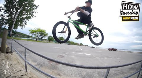 How-Tuesday: Pegs to Over Hard-180 w/ Craig Passero