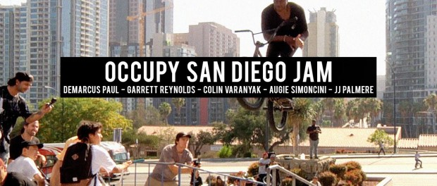 Occupy SD Jam with Garrett Reynolds, DeMarcus Paul, JJ Palmere, and More