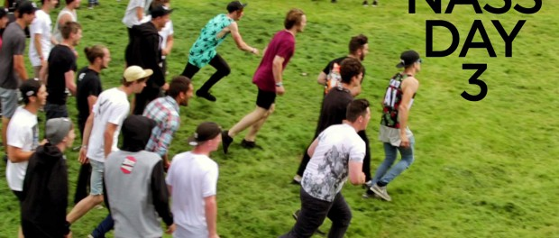 Taking out fans at NASS