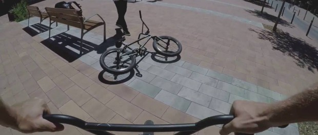 Wethepeople BMX – On Board With: Mo Nussbaumer in Barcelona