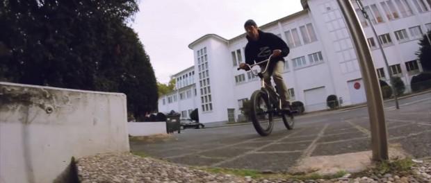 Wethepeople BMX x DIG: Mo Nussbaumer 2015