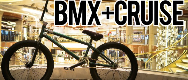 BMX RUINED OUR HONEYMOON