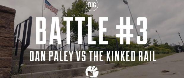 Dan Paley vs the Kinked Rail – BATTLES Episode 3