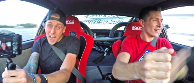 DRIFTING WITH ROMAN ATWOOD