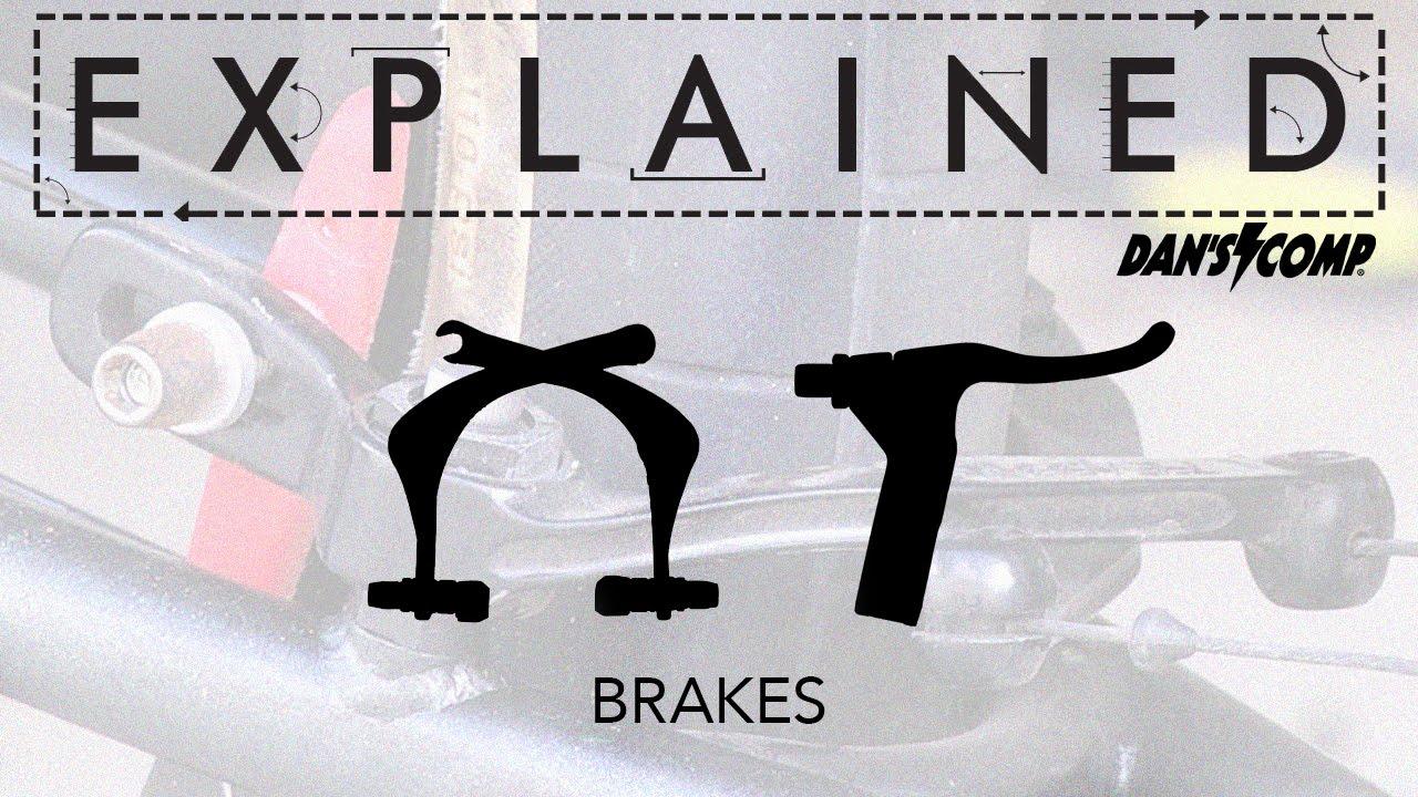 Explained: BMX Brakes