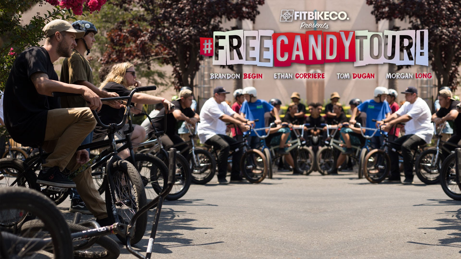 FitBikeCo – Free Candy Tour!