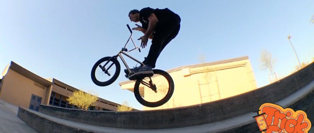 Grant Castelluzo – 5 Trick Fix | RideBMX
