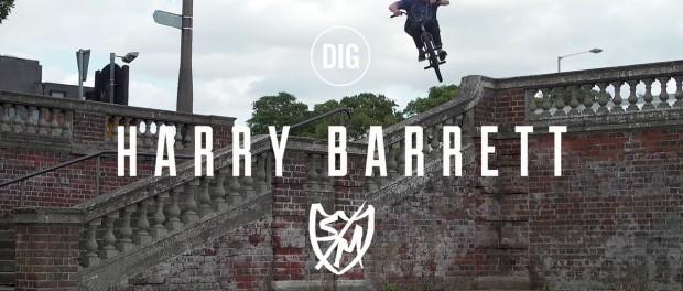 Harry Barrett  – S&M X DIG 2016