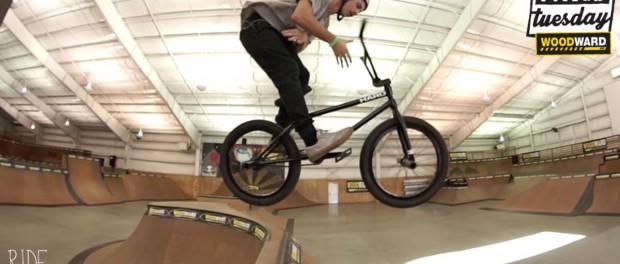 How-Tuesday: Barspin Rewinds w/ Tyler Fernengel | RideBMX