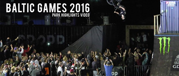 INSANITY IN POLAND! 2016 Baltic Games Park Highlights Video
