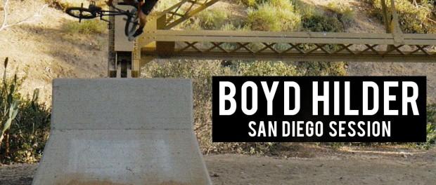San Diego Street Session: Boyd Hilder