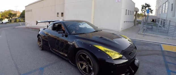 THE CRAZIEST GT-R EVER!