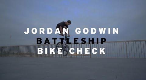 WETHEPEPLE BMX: Jordan Godwin Bike Check