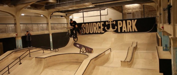 BMX / Battle of Hastings Day 0 / Street & Bowl / RAW Webisode
