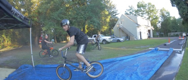 BMX FAKIE CHALLENGE! 2