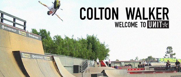 Colton Walker: Welcome to Unit