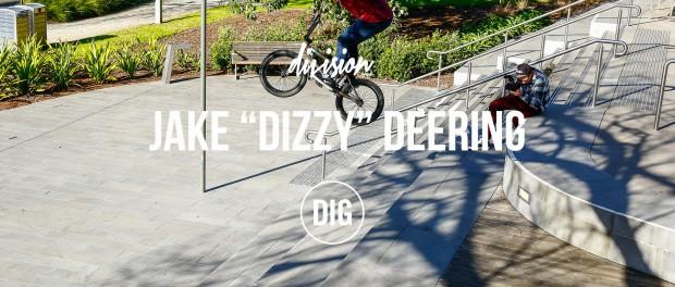 DIG BMX X Division Brand – Dizzy