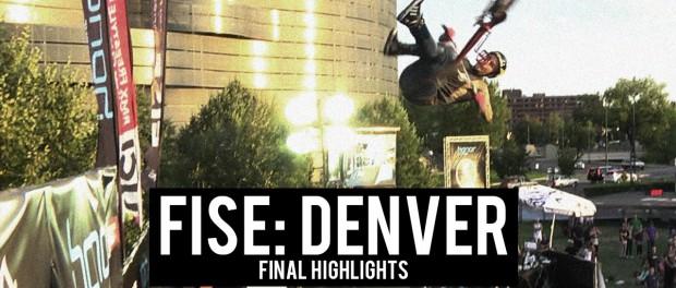FISE: Denver Final Highlights