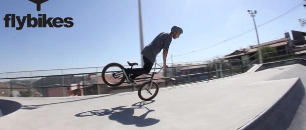 "Flybikes x Dream BMX – Andersn ""Kakaroto"" Ribeiro at Louveira Park"