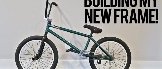How to Build a BMX Frame