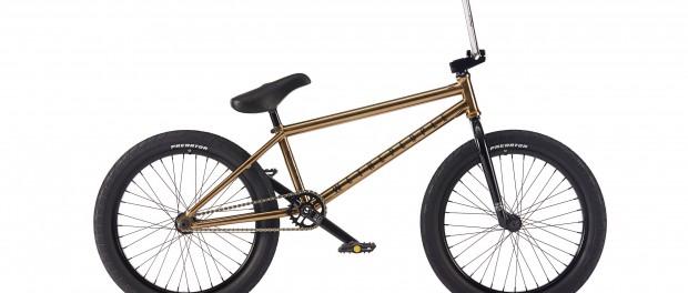 WETHEPEOPLE BMX: The 2017 Envy Complete Bike