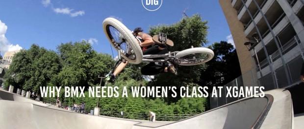 Why BMX Needs A Women's Class At XGames  – Nina Buitrago and Dani Lightningbolt