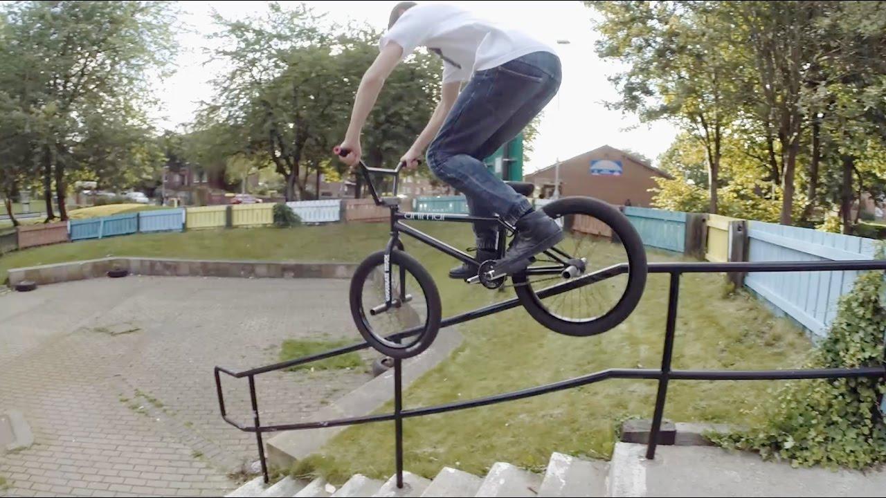 Animal Bikes – Lewis Cunningham Akimbo Video   BMX