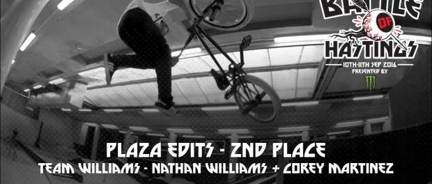 Battle Of Hastings – Plaza Edits: 2nd Place – Corey Martinez & Nathan Williams