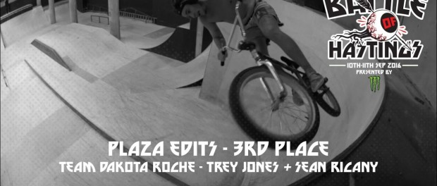 Battle Of Hastings Plaza Sessions – 3rd Place