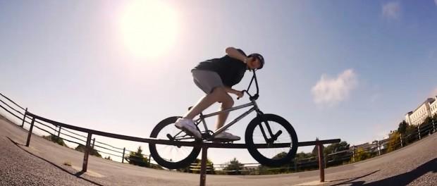 BMX / Alex Donnachie & friends in Hastings / Monster Energy / Edit + RAW