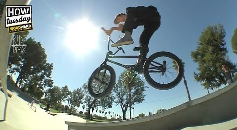 BMX: How-to – Barspin Crankflip w/ Dylan Moore