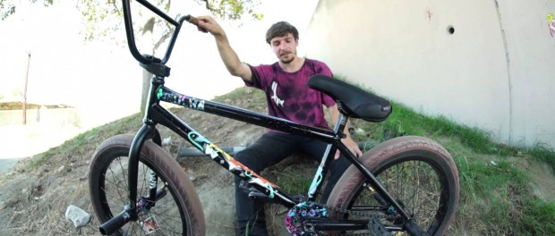 BMX – MADERA PRO DAN KRUK'S RIDE!